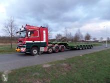 Nooteboom heavy equipment transport semi-trailer MCO