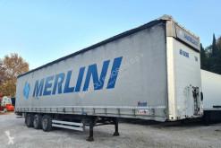 Félpótkocsi Schmitz Cargobull SEMIRIMORCHIO, CENTINATO FRANCESE, 3 assi használt függönyponyvaroló
