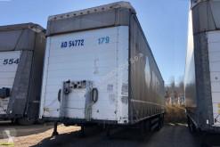 Полуприцеп Schmitz Cargobull SEMIRIMORCHIO, CENTINATO FRANCESE, 3 assi шторный б/у