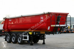 Wielton TIPPER 32 M3 / WHOLE STEEL / LIFTED AXLE / SAF semi-trailer