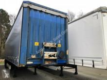 Krone 3 Achsen - Edscha Verdeck-Plane neu - TÜV semi-trailer