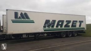 Semitrailer transportbil polybotten begagnad Fruehauf