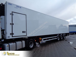 Van Hool mono temperature refrigerated semi-trailer + + Dhollandia
