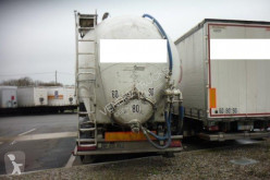 Spitzer alimentaire semi-trailer used food tanker