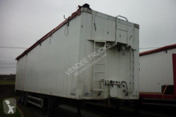 Serrus cerealiere fond mouvant semi-trailer