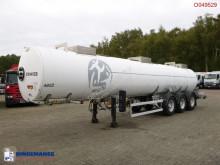 semiremorca Magyar Chemical tank inox 22.5 m3 / 1 comp