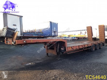 Trailer Verem Low-bed tweedehands dieplader