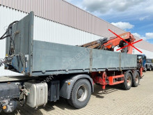 Meusburger tipper semi-trailer