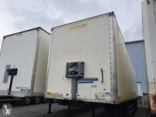 Fruehauf Semi remorque fourgon DZ 432 JG semi-trailer