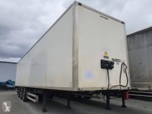 Samro Semi remorque fourgon FK 784 HV semi-trailer