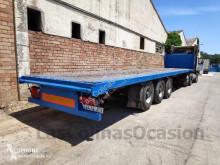 Návěs Leciñena SR3 plošina použitý