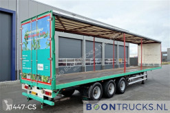 Bulthuis TI 27 K | HARDWOOD FLOOR * LIFTAXLE semi-trailer