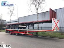 semi remorque Fruehauf open laadbak Steel suspension