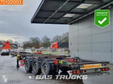 trailer Schmitz Cargobull SCF 24 G 45 Slider 2x Ausziehbar Multifunctional-Chassis