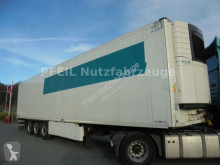 Schmitz Cargobull SKO 24/L-13.4 FP 45- Multitemp- Lift- 3.116 h semi-trailer used insulated