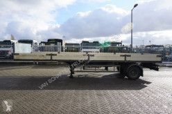 trailer Samro OPEN BOX WITH SIDE BOARDS