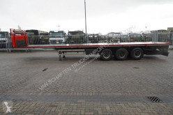 naczepa Vogelzang FLATBED WITH TWISTLOCKS