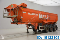 MOL 27 cub in Hardox steel semi-trailer used tipper