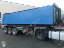 ATM Isolated / Steel suspension / Double Tyer / Milieu Kleppen / Camera / Asphalt semi-trailer