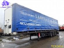 trailer Schmitz Cargobull OPEN BOX Flatbed