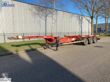 Asca Container Container 10 / 20 / 30 / 40 FT container chassis semi-trailer used container