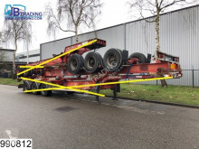 Trailer Asca Container 40 FT container chassis tweedehands containersysteem