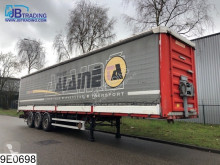 Fruehauf Tautliner Coil, Steel, Stahl, Staal, Transport, Disc brakes, Borden semi-trailer