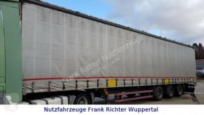 Schmitz Cargobull tarp semi-trailer SCS 24/L,Mega,Coil,Edscha Schiebe,Bremse neuTüv