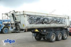 Schmitz Cargobull SKI 24 SL 7.2, Stahl, 26m³, Luft-Lift, Plane semi-trailer