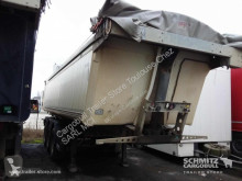 Schmitz Cargobull Benne aluminium semi-trailer used tipper