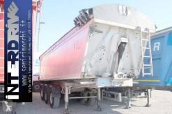 Semi remorque benne Enrochement Menci semirimorchio ribaltabile vasca 35m3 alluminio