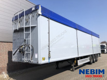 Kraker trailers 200ZL Walkingfloor 10mm floor - 90 KUB / 90M3 outra semi usado
