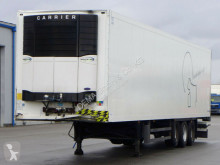 Yarı römork Schmitz Cargobull SKO 24*Carrier Vector*5 Rohrbahnen*Liftachse*BPW