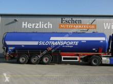 semi remorque Feldbinder KIP 60.3 Silo Auflieger, Luft/Lift