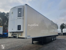 Krone THERMO KING SL 200e CHŁODNIA 2005 sciana 7 cm 4 rygle os podnos semi-trailer used refrigerated