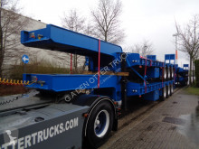 Heavy equipment transport semi-trailer 3 X DEN