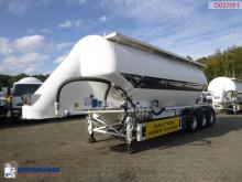 Semirremolque Feldbinder Powder tank alu 40 m3 / 1 comp cisterna usado