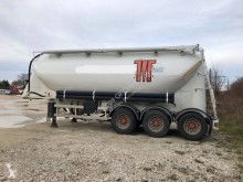 Spitzer 34M3 HORZ ALU semi-trailer used powder tanker