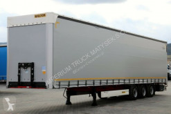 naczepa Wielton CURTAINSIDER/MEGA /LIFTED ROOF & AXLE/ XL /