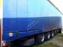 Invepe S 380 3R semi-trailer used tautliner