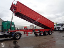LAG 3X BPW semi-trailer used tipper