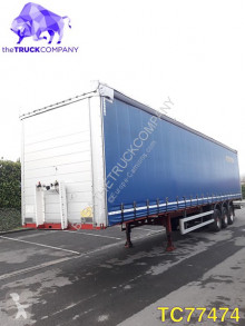 Trailer Curtainsides tweedehands Schuifzeilen