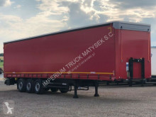 semi remorque Kögel CURTAINSIDER /LIFTED ROOF/PALLET BOX / BRAND NEW