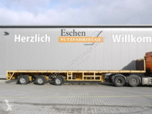 ES-GE 3H.13 3.VOD-18-30, teleskopierbar 15.400 mm semi-trailer used dropside flatbed
