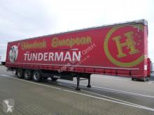 Krone SDP Schiebeplanen Sattelauflieger 27 eLB4-CS H semi-trailer used tarp