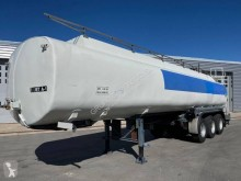 Trailer tank Parcisa CISTERNAS COMBUSTIBLE AVIACION JET A1