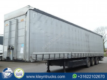 System Trailers tautliner semi-trailer LPRS 24 saf axles side board