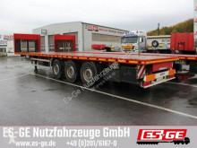 Návěs nc Es-ge 3-Achs-Sattelanhänger, Containerverriegelungen plošina použitý