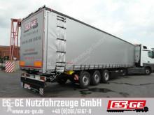 Semi reboque Kögel 3-Achs-Cargo-Coil-Pritschensat cortinas deslizantes (plcd) usado