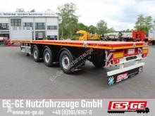 Faymonville flatbed semi-trailer 3-Achs-Sattelanhänger - 2 x gelenkt